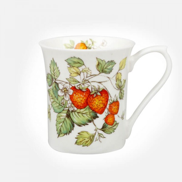 Queens Classic Virginia Strawberry Mug