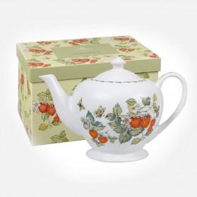 Queens Classic Virginia Strawberry Teapot