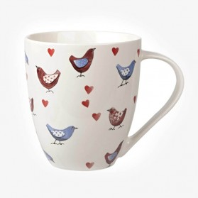 Alex Clark Love Birds Crush Mug