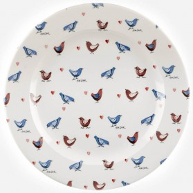 Alex Clark Love Birds Platter 31cm