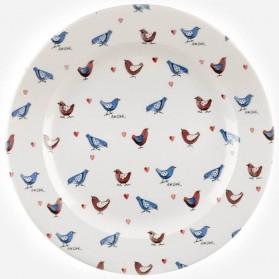 Alex Clark Lovebirds Platter 31cm