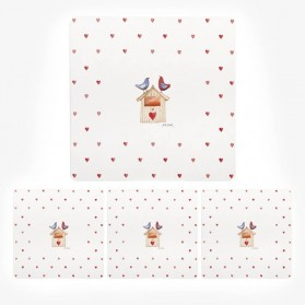 Alex Clark Love Birds Placemat set 29cm