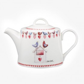 Alex Clark Love Birds Teapot 850mL
