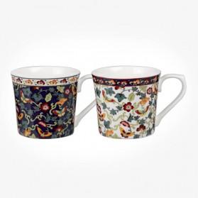 Hidden World Queens Imperial Garden Mugs