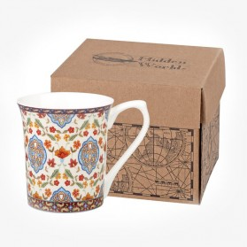 Hidden World Kashan Mug in Hat Box