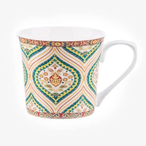Hidden world Tudor Caspian Assorted Mugs
