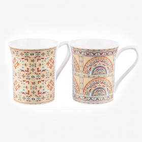 Russia Moscow assorted royale mugs