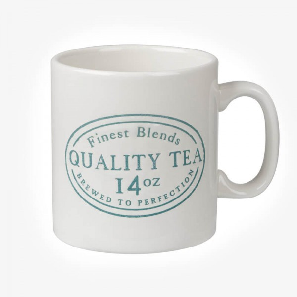 JAMES SADLER Quality Tea MUG 14 OZ