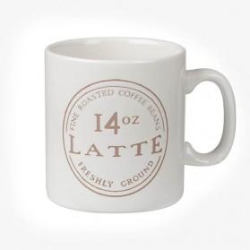James Sadler Latte Mug 14 OZ
