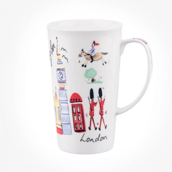 James Sadler London Travel Latte Mug 0.5L