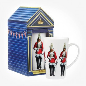 London Collection Horse Guard Mug Gift box