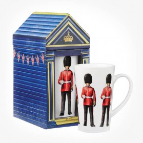 London Collection Food Guard Aroma Mug Gift Box