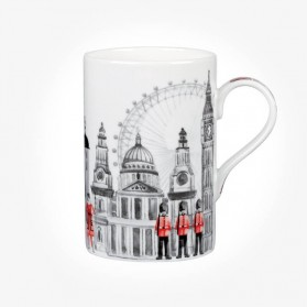 James Sadler Changing of Guards MUG