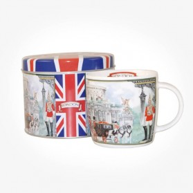 James Sadler Horseguards Mug gift Tin