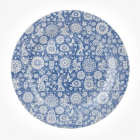 Caravan Penzance All Over Dinner Plate 26cm