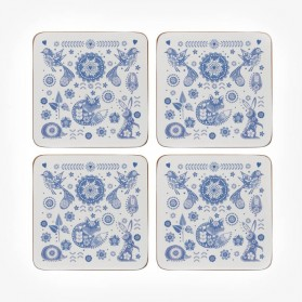 Caravan Penzance Coaster Set of 4