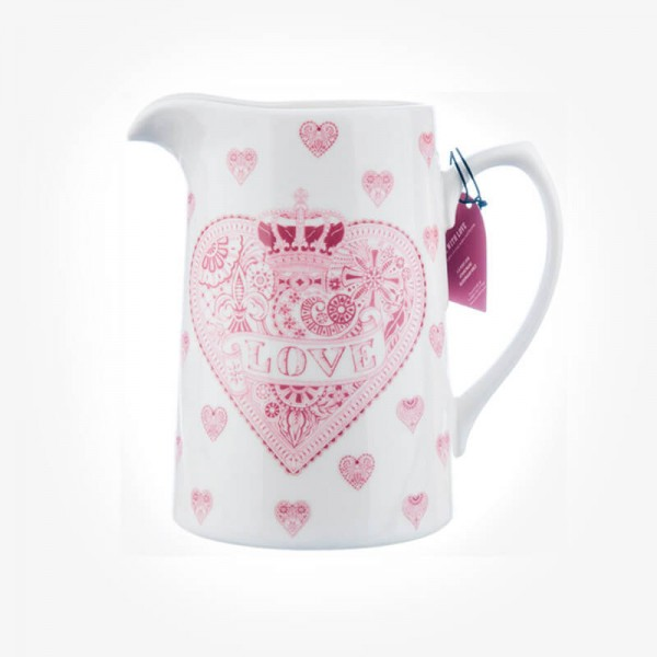 Made With Love 1.5 Pint Jug