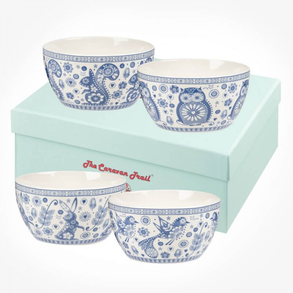 Caravan Trail Penzance Bowl Gift Box Set