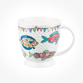 Caravan Trail LILY Mugs Festival Fish