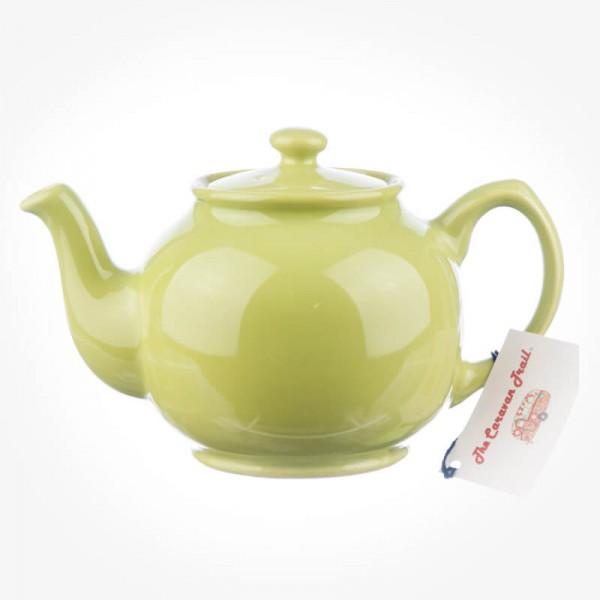 Caravan Trail Stanley Hillside Teapot Green