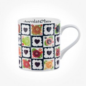 Julie Dodsworth Chocolate Box Earth Mug