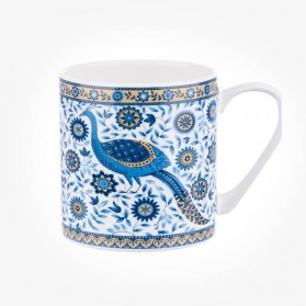 Colour Canvas Blue Story Udai Palace Mug