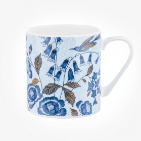 Colour Canvas Blue Story Lasem Mug