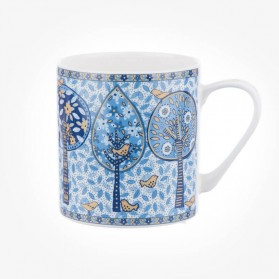 Colour Canvas Blue Story Wild Wood Mug
