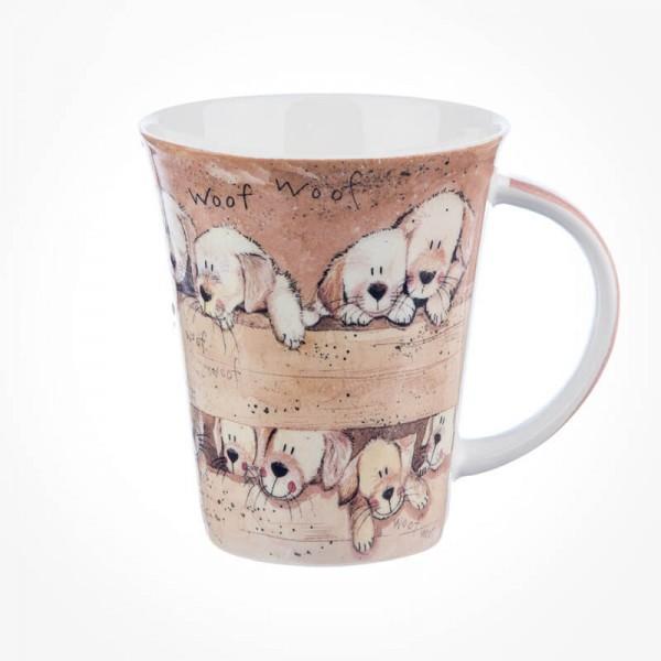 Alex Clark PUPPIES mug