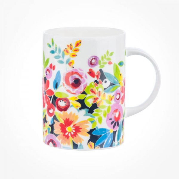 Collier Campbell Grandiflora churchill China Mugs