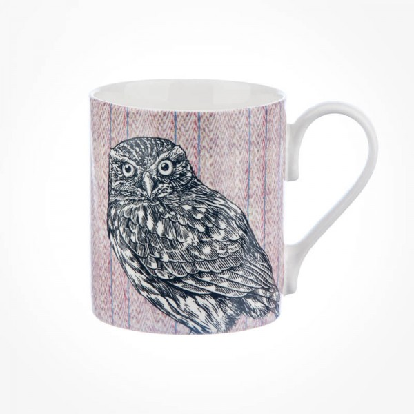 Queens Couture Country Owl Mug