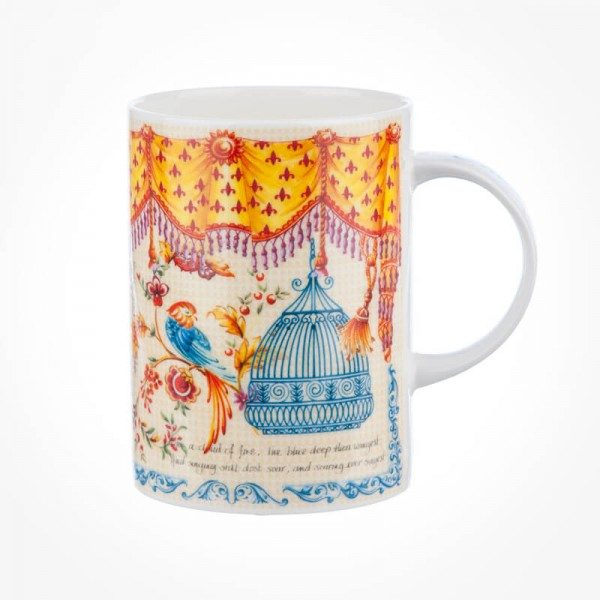 Queens Couture Milan The Merchant of Venice Mug