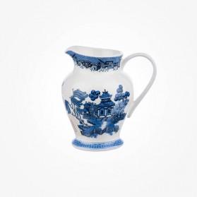 Churchill Blue Willow 0.5 Pint Jug