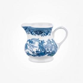 Blue Willow Cream Jug 230mL