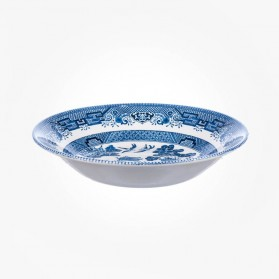 Blue Willow Coupe Bowl 20cm