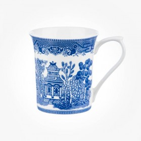Blue Story Willow Royal Mug