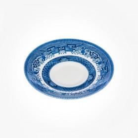 Blue Willow Saucer Teacup