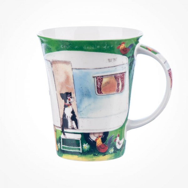Alex Clark Caravaners Mug