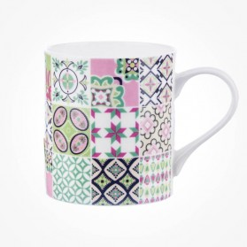 Queens Couture Tiles Casablanca Mug