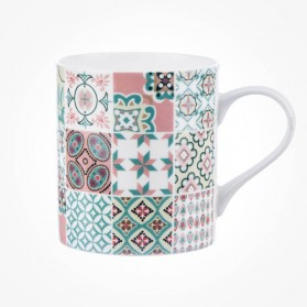 Queens Couture Tiles Agadir Mug