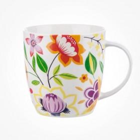 Queens Couture Calypso Squash Mug