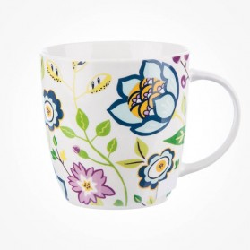 Queens Couture Flamenco Squash Mug