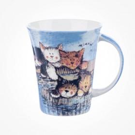 ALEX CLARK FLIRT Kittens Mug