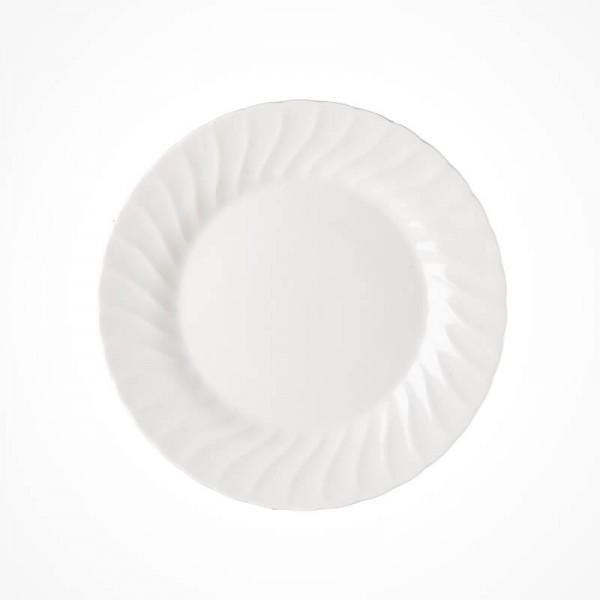 Chelsea White Tea Plate 17cm
