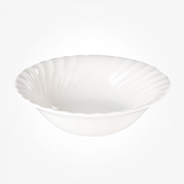 Chelsea White Salad Bowl 24cm