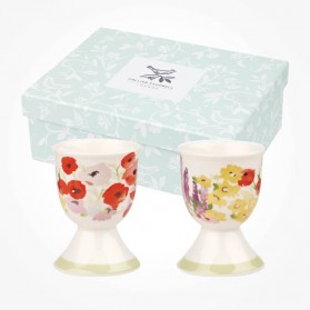 Collier Campbell Painted Garden set of 2 egg cups
