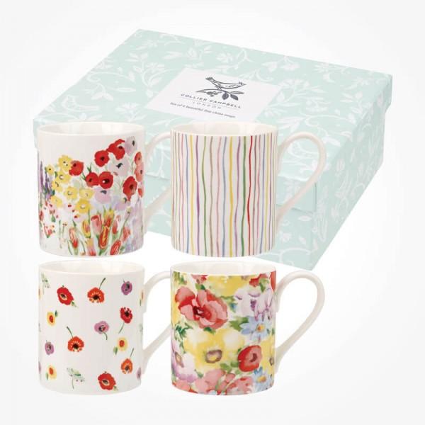 Collier Campbell Painted Garden Mug Box Set