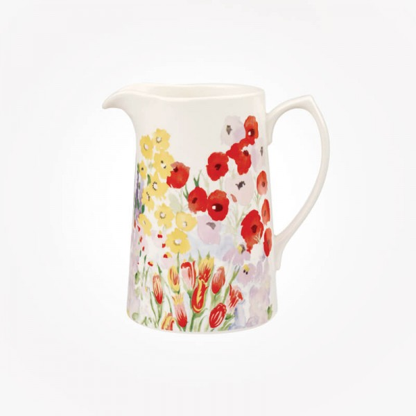 Collier Campbell Painted Garden 1.5 Pint Jug