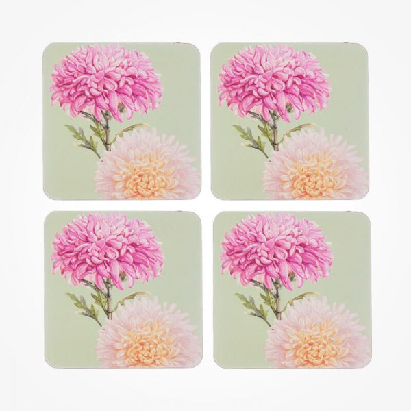 Dorothy Martin Coaster Set of 4