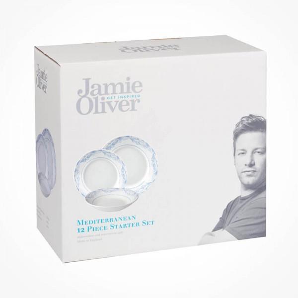 Jamie Olive MEDITERRANEAN 12 piece Dinner Box Set